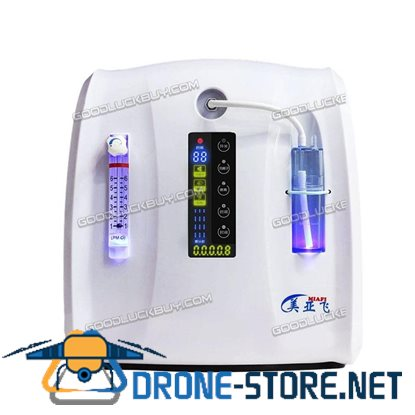 1-6L 115W MAF015AW Adjustable Portable Oxygen Generator Concentrator Home Machine