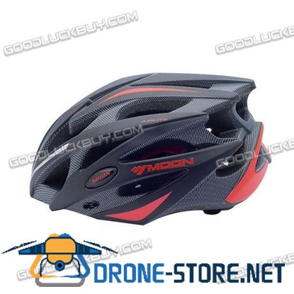 MOON MV29 Upgrade Adult Road Mountain Riding Bike Bicycle Outdoor Cycling Helmet L (58-61cm)