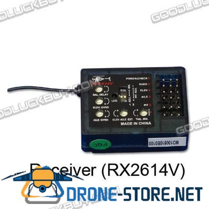 Walkera V370D05 Part HM-V400D02-Z-29 Receiver Rx2614V