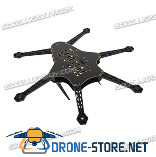 T-Drones Smart.H Type-A 6-Axis Hexacopter Frame with Landing Gear for FPV