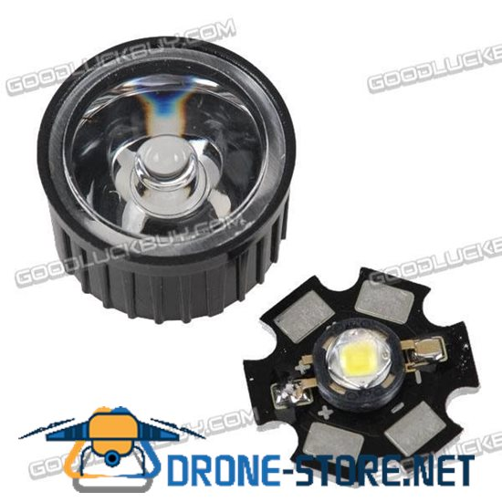 Seoul P4 Semiconductor Brightest LED with Optical Convex Lens
