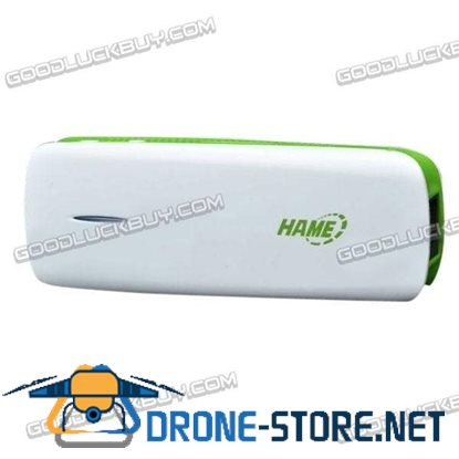 HAME MPR-A1 WiFi 802.11b/g/n Wireless 3G Router USB Port