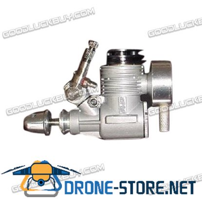 ASP 2 Stroke Ap15A Glow Engine With Muffler For RC Airplane