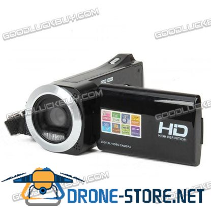DV328 720P Digital Camera Camcorder
