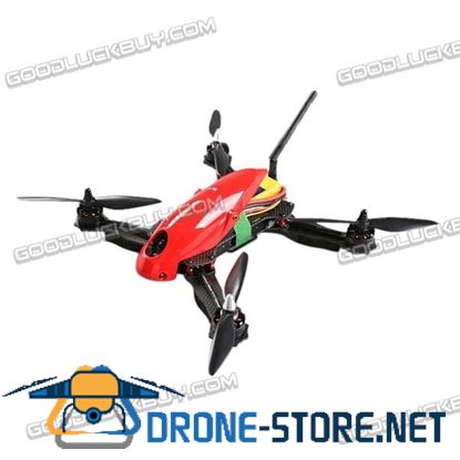 Drone 280mm FPV 4-Axis  Racing Mini Quadcopter with All-in-one Flight Control System for Aerial Photography