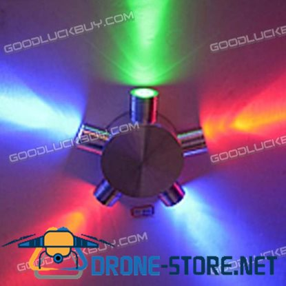 Full Color High Power Round 5W LED Wall Light
