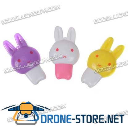 Cartoon Style KT Cat Type T-Flash Card Reader 3pcs/Pack Three Colors
