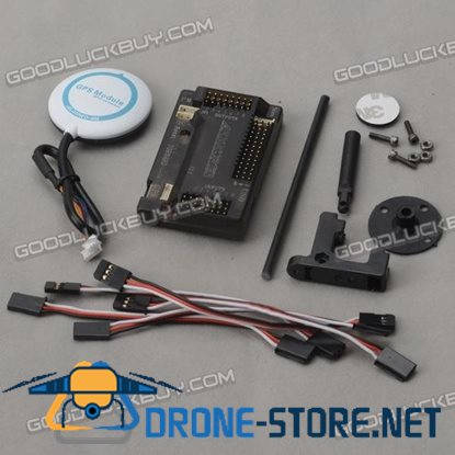 APM 2.6/2.8 ArudPilot Flight Controller Board with Ublox-6M GPS for FPV