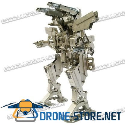 The Mechanical Age Assemble Robot Destroyer Metal Deformable Destroyer Creative Gift