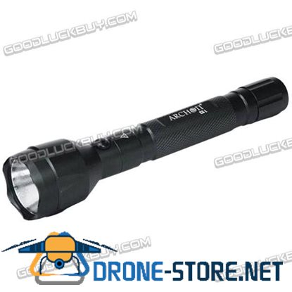 C3-LTop Quality XR-E Cree White LED Flash Light 260lm Torch 5 Modes