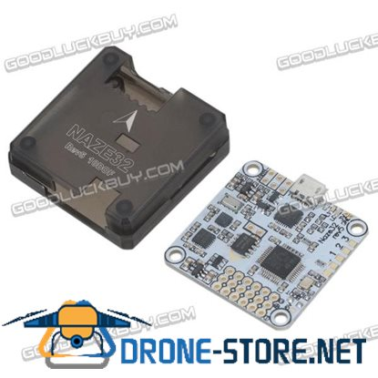 Acro Afro Naze32 Rev5 NAZER 32 10DOF Flight Controller RC with Case for FPV