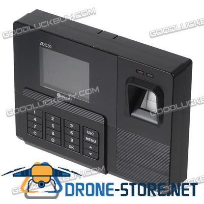 Realand Bio ZDC30 Fingerprint Time Clock Attendance System + ID Card Reader +USB