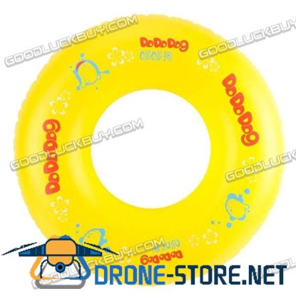 Animal Inflatable BB Swim Ring Inflate Swimming Tube Pool Floats 26.5""