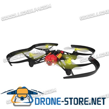 Parrot Airborne Night Drone Minidrone with Dual LED Headlight for FPV