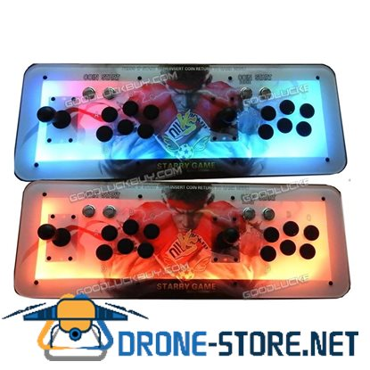 1299 In1 Pandoras Box Arcade Video Game Console LED Light 7 Color