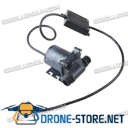 DC50F-1250S 3 Phase 12V 5L/H 820M Brushless DC Solar Water Pump