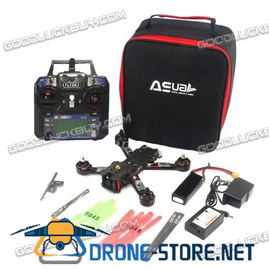 RS220 4-Axis 220mm Quadcopter Drone with Propeller F3 Flight Controller+Remote Controller RTF