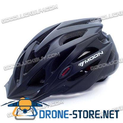 MOON MV29 Adult Road Mountain Riding Bike Bicycle Outdoor Cycling Helmet Equipment M (55-58cm)