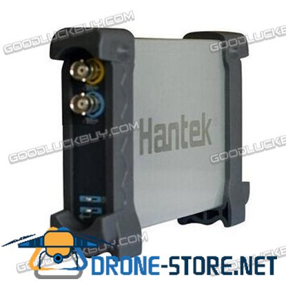 Hantek 6052BE PC Based USB Digital Storage Oscilloscope 50Mhz Bandwidth 2CH 150MS/s