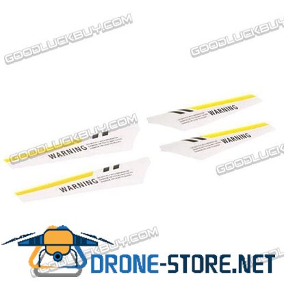 S107-Z-02 Main Rotor Blade Set for Syma S107 Toy Helicopter Yellow
