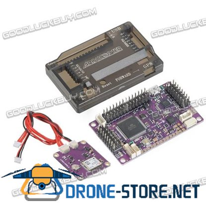 APM2.6 ArduPilot Mega 2.6 External Compass APM Flight Controller w/ CJMCU-108 UBLOX NEO-6M GPS for Multicopter