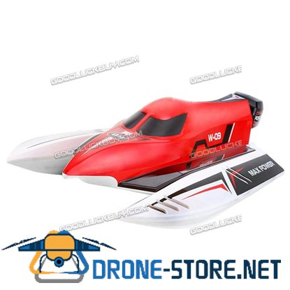 RC WLToys F1 High Speed Racing Boat 2.4GHz Brushless 440mm RTR