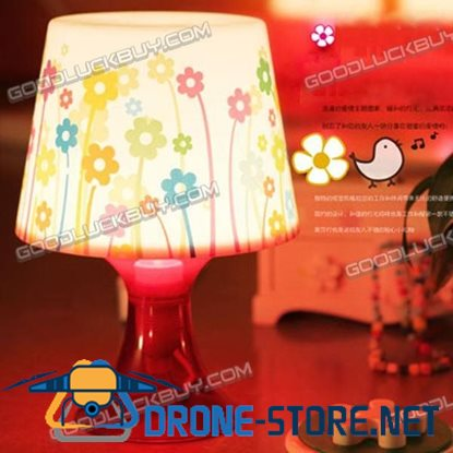 Novelty Design Deco Lamp Warm Table Bedroom Lamp Light