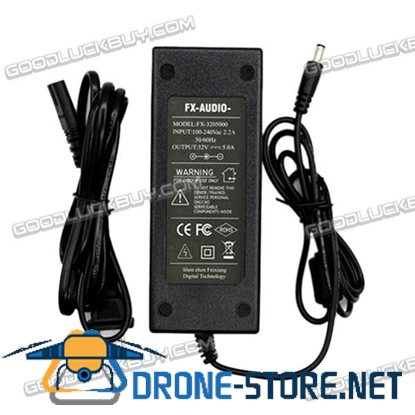 FX-Audio 32V 5A Power Adapter for Digital Amplifier FX1002A FX1602 D802