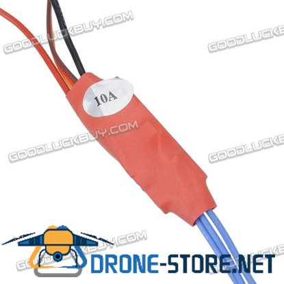 10A Brushless ESC Speed Controller Simonk Firmware for RC Quadcopter Helicopters