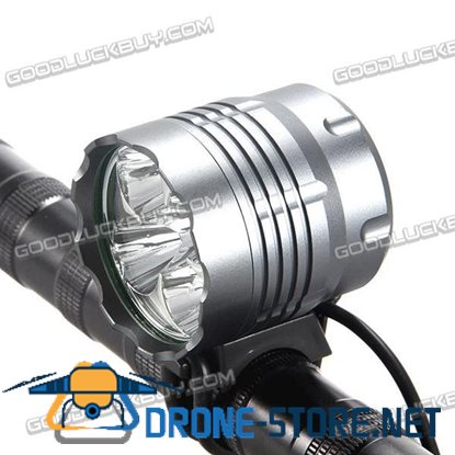 5000LM CREE-XM-L2 Waterproof 3 Mode LED Bicylce Light Bike Lamp with Taillight LT-5