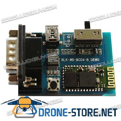 BC04-B Demo Version Bluetooth Serial Module Wireless Serial Communication RS232