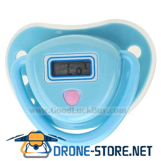 Digital LCD Infant Baby Temperature Nipple Thermometer TEMP