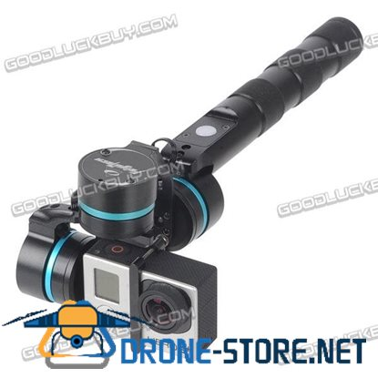 Feiyu FY-G3Ultra 3-Axis Handle Brushless Gopro Steady Gimbal Camera Mount for Photography
