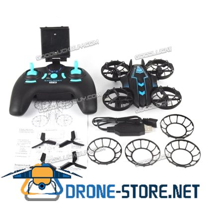JXD 515W 2.4G 4CH Drone with 0.3MP Camera Altitude Hold RC Quadcopter Helicopter RTF