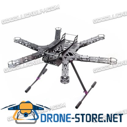 Gartt MARS-S5.0 6 Axis Full Carbon Fiber Hexacopter Frame Kit