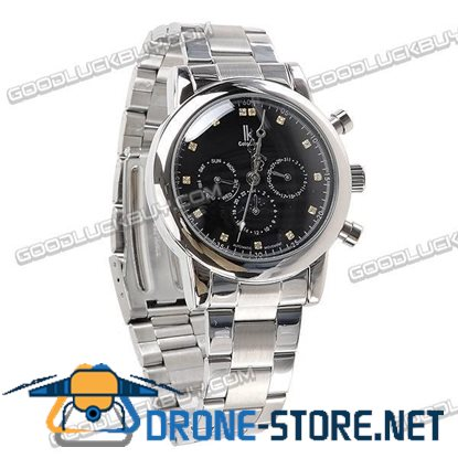 IK Colouring Automatic Mechanical Men Wrist Watch Stainless Steel 98125