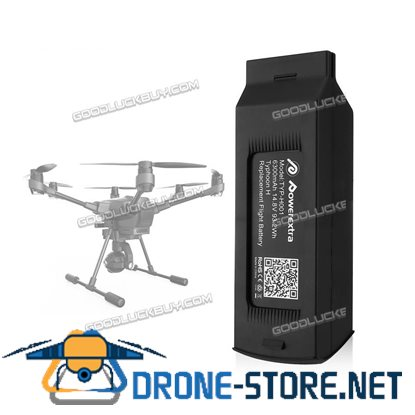 For Yuneec Typhoon H 4K Camera Drone LiPo Flight Battery 4S 6300mAh 14.8V W/ Bag