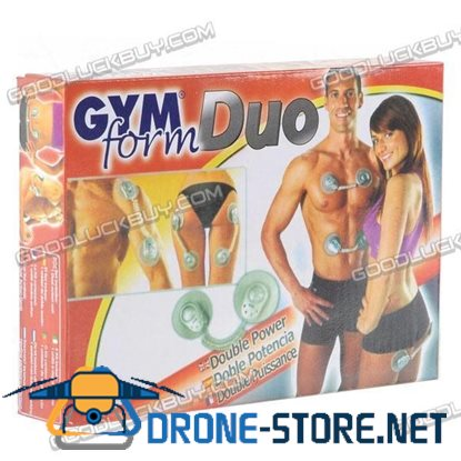 Gymform Duo Wireless Muscle Stimulation System Massage