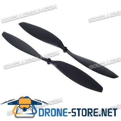 LotusRC T580P+ 1447 Propeller CW&CCW lockwise & Counter-clockwise Black (1-Pair)