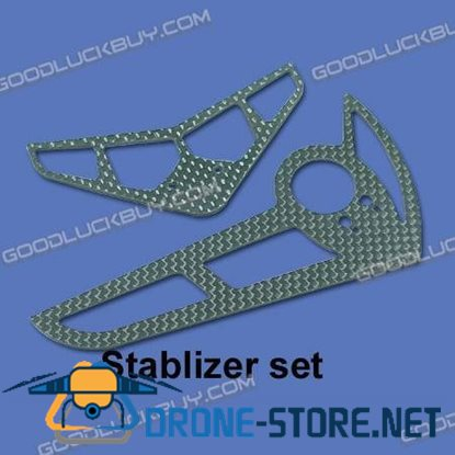 Walkera V450D01 Parts HM-F450-Z-40 Stablizer Set