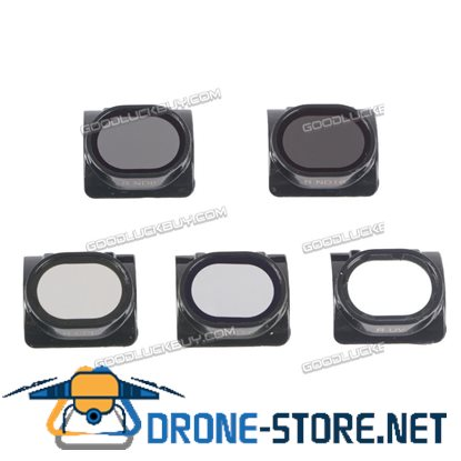 5pcs Gimbal Camera HD Lens Filter For DJI SPARK Drone ND4/ND8/ND16/MCUV/CPL