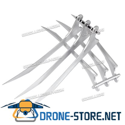 2Pcs New X-Men Wolverine Blade Claws High Quality of Refinement