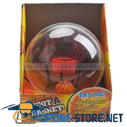 Basketball Games in Ball with Sound Sports Toy Shoot a Hoop