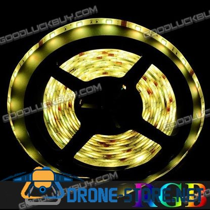10M RGB SMD 5050 300 LED Strip Light Lamp w/Remote + Power Waterproof