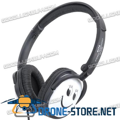 Stereo Headphones Headset for Music Player PC Laptop AT-S160