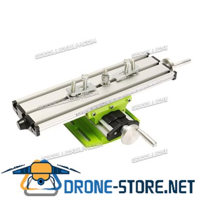 Mini Multifunction Working Vise Table Milling Machine Worktable for Bench Drill