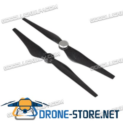 1345 Carbon Fiber Self-locking Propeller Blade for DJI Inpsire 1  CW/CCW 1-Pair