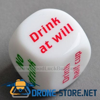 Truth-or-Dare Drinking Dice 2pcs