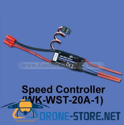 Walkera 4F200 HM-4F200-Z-42 Brushless Speed Controller (WK-WST-20A-2)
