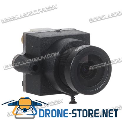 "1/3"" Sensor 700TVL CCTV Camera FPV Camera  2.8mm Lens 100 Degree for Aerial Photography"